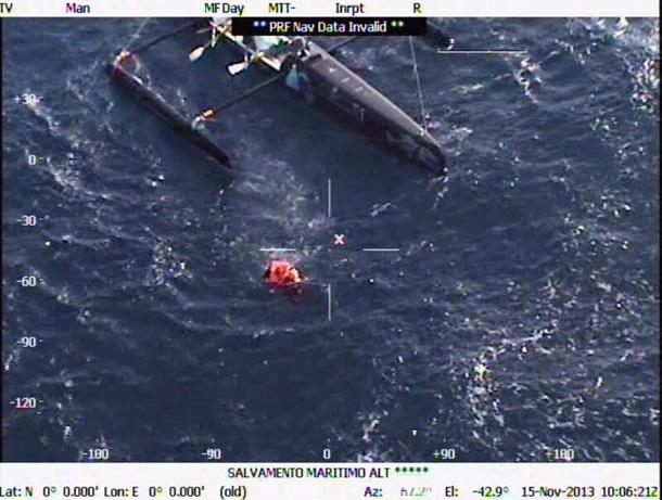 rescate Barracuda Salvamento Maritimo