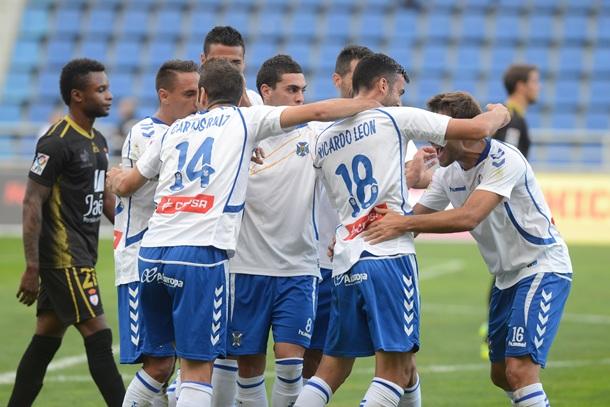 CD Tenerife - Real Jaén