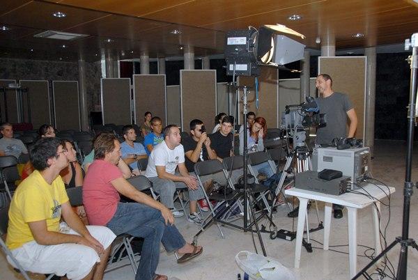Los talleres suponen una oportunidad para enfrentarse al futuro profesional. | DA