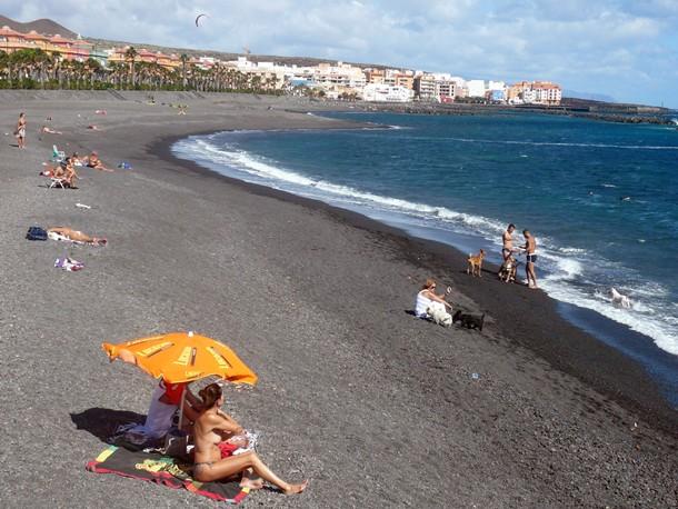 zona para mascotas Playa El Puertito