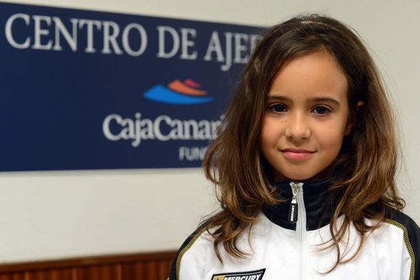 Adhara Rodríguez ajedrez