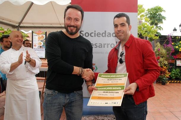 Armando Saldanha y Florentino Guzmán