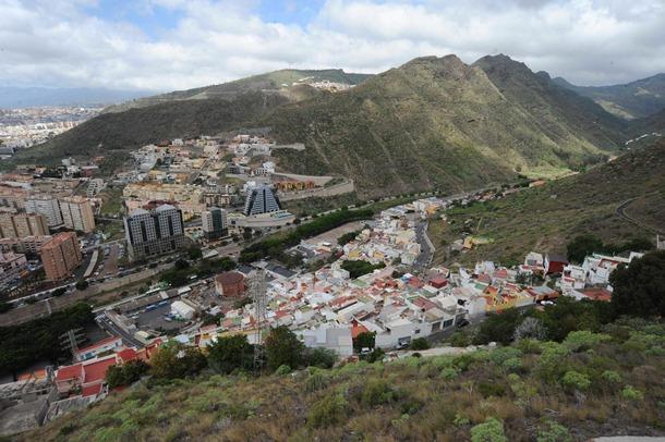 barrio de La Alegría  Santa Cruz