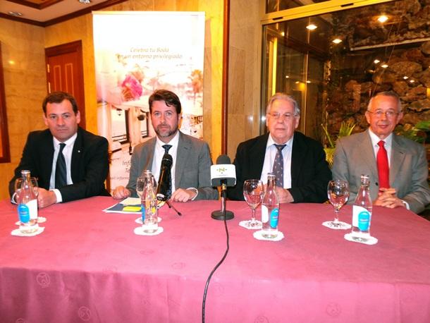 Carlos Alonso charla del Círculo de Empresarios del Norte