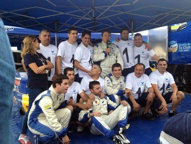 equipo DISA-Copi Sport