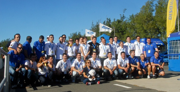 Escuela de Pilotos Tu Club DISA-Copi Sport