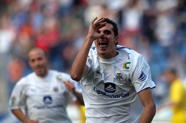 Iriome fue el héroe del clásico de la temporada 2006-2007. | SERGIO MÉNDEZ