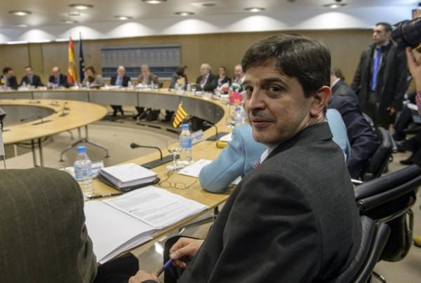 Javier González Ortiz, consejero de Economía y Hacienda. / DA