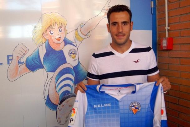 Kiko Olivas UE Sabadell