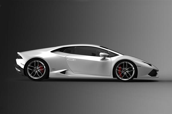 El nuevo modelo de Lamborghini pesa 1.422 kilogramos y su consumo de combustible medio de 12,5 litros.   DA