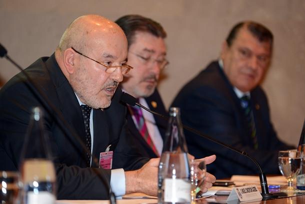 Miguel Concepcion  asamblea Junta accionistas CD Tenerife