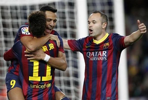 Neymar Copa del Rey