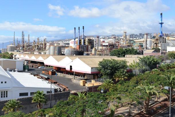 CEPSA Refinería de Santa Cruz de Tenerife