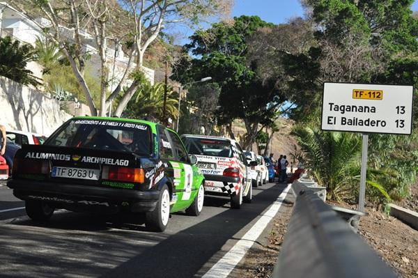Zona de salida de la última Subida al Bailadero. / motorchicharrero.com