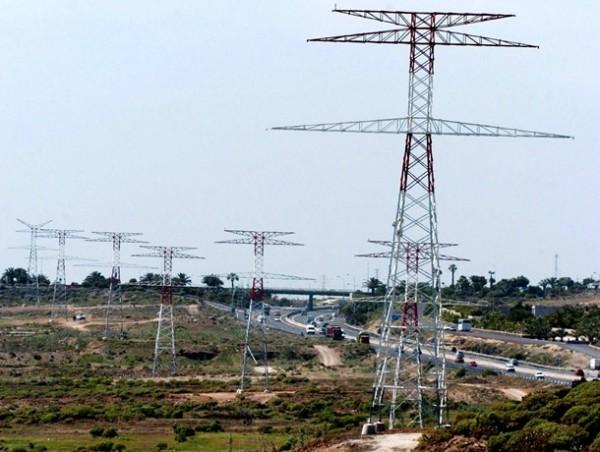 Torres electricas torretas