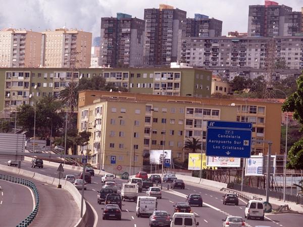 Somosierra fue uno de los barrios beneficiados por el patronato. | J. G.