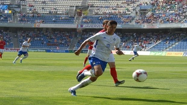 Ayoze Pérez, el referente atacante blanquiazul. | SERGIO MÉNDEZ