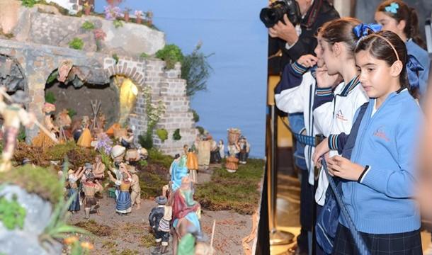 Inaugurado el belén del Cabildo, que celebra su 25 aniversario