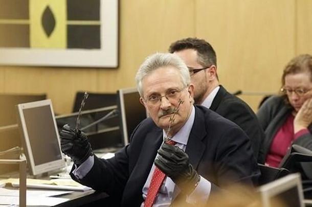 el diputado del PSOE Antonio Trevin