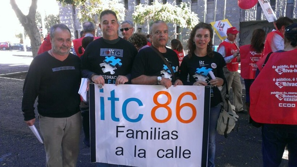 huelga personal Instituto  Tecnológico de Canarias (ITC)