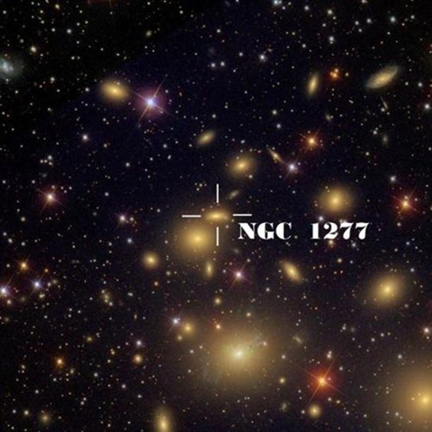 iac galaxia reliquia