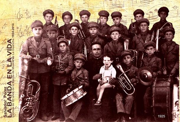 Banda de La Guancha 1924