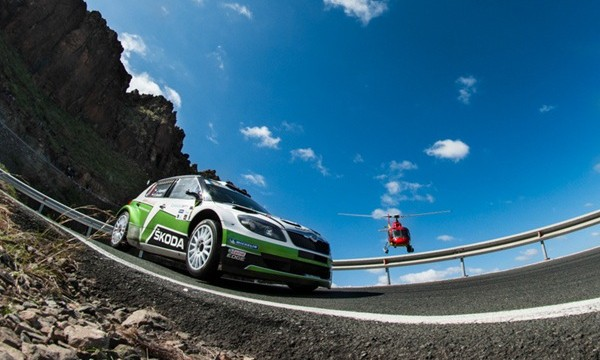 94 equipos inscritos en el Rally Islas Canarias