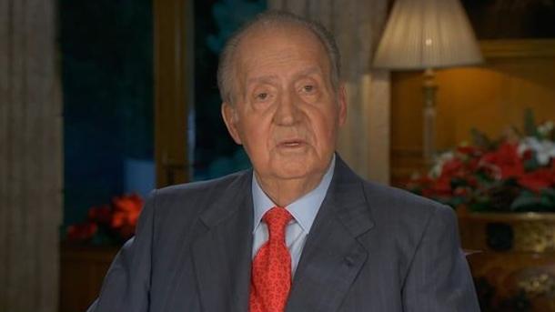 rey Juan Carlos discurso de Navidad 2013