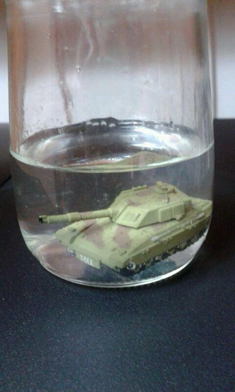 Inundación en El Tanque