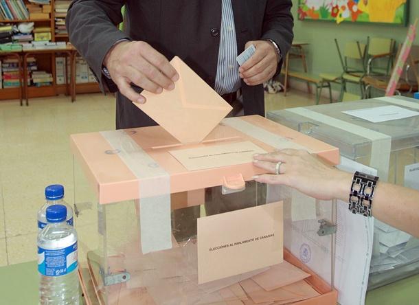 voto elecciones votacion
