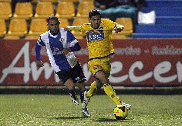 Los locales se enfrentarán al Alcorcón y al Hércules en los dos primeros choques de la segunda vuelta. | P. M.
