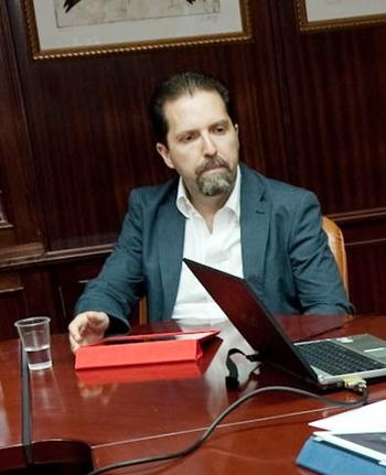 Alejandro Martín director del Servicio Canario de Empleo SCE