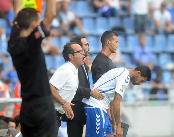 Alvaro Cervera Alberto CD Tenerife Real Madrid Castilla