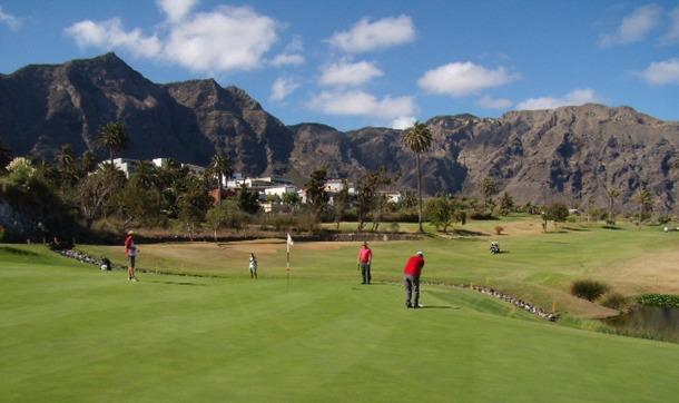 Escuela de Golf de Buenavista  Golf