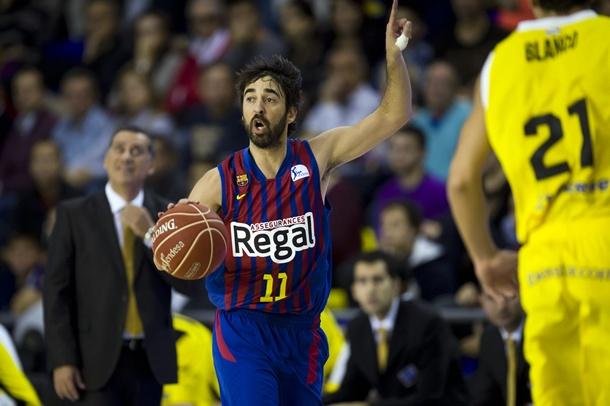 Barcelona - Canarias Juan Carlos Navarro