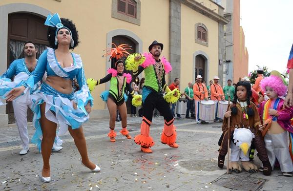 ExpoCarnaval se celebró en el Centro de Arte La Recova a mediados del pasado noviembre. | SERGIO MÉNDEZ