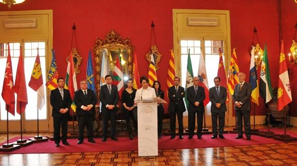 Conferencia de Presidentes de Parlamentos Autonómicos (Coprepa)