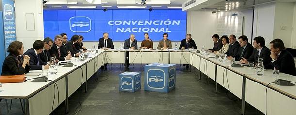 Convencion Nacional del PP