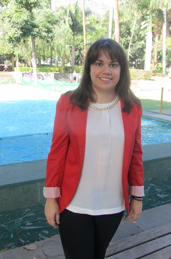 Elena Mateo Juventudes Socialistas