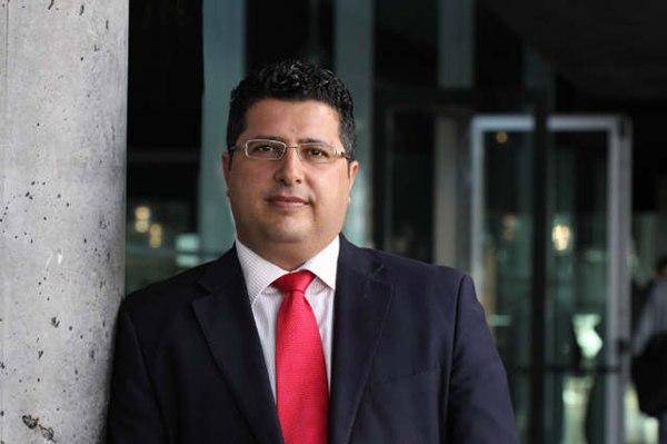 El concejal Esteban González apuesta por la creación de empleo en el sector agrícola.   DA