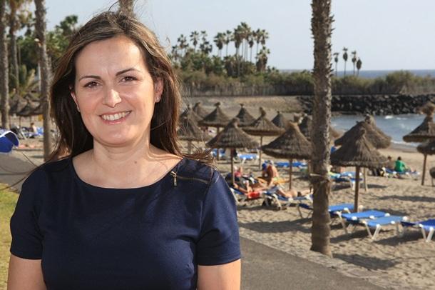 Evelin Santos, concejal Turismo Arona