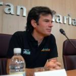 Fernando González Director deportivo de la Transgrancanaria