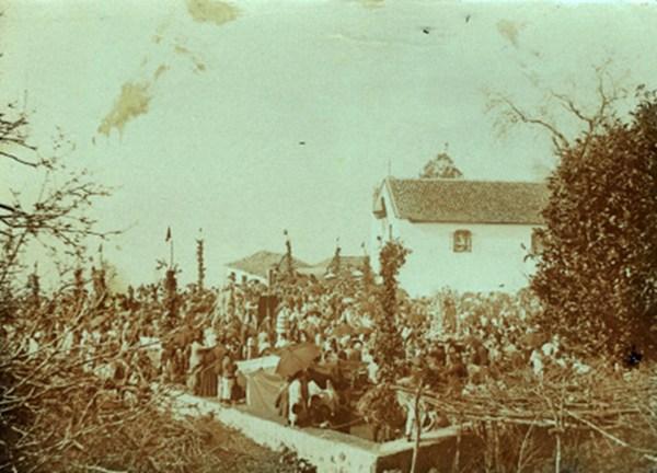 Fiesta de San Antonio Abad La Matanza 1906