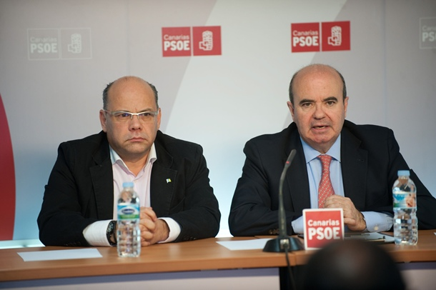 Gaspar Zarrías José Miguel Barragán reforma administración local