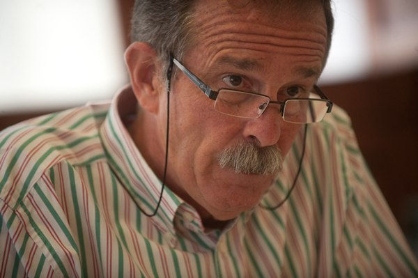 Guillermo Guigou preside la Comisión de Sugerencias y Reclamaciones desde junio de 2009. | F. PALLERO