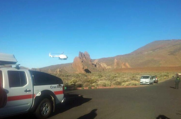Helicoptero del UHEL <a href=