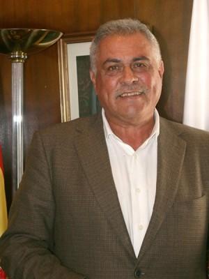 Jaime González Cejas, durante la entrevista. | DA
