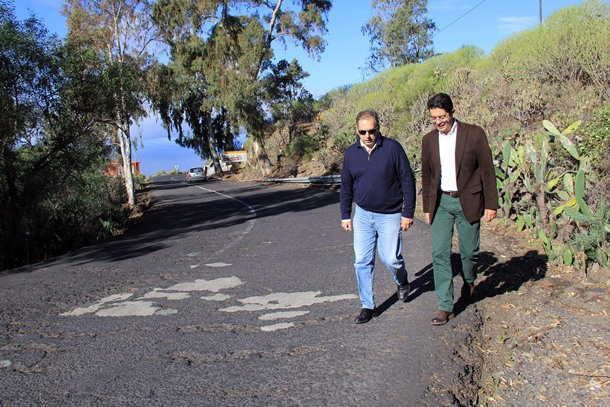 José Luis Delgado y Pedro Martín