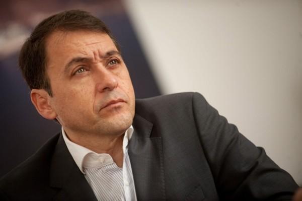 José Manuel Bermúdez durante una entrevista. | FRAN PALLERO
