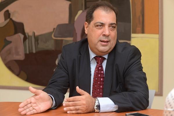 Juan Carlos Pérez Frías. | S. M.